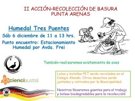 AFICHE 2 ACCION RECOLECCIÓN